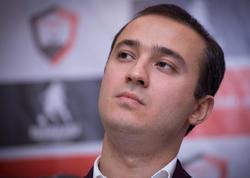 """"""" Ronaldinyo mənim ən çox sevdiyim futbolçulardan biridir"""" - <span class=""""color_red""""> Tale Heydərov</span>"""