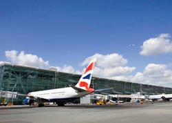 London hava limanında qaz sızması baş verib, 26 nəfər xəsarət alıb
