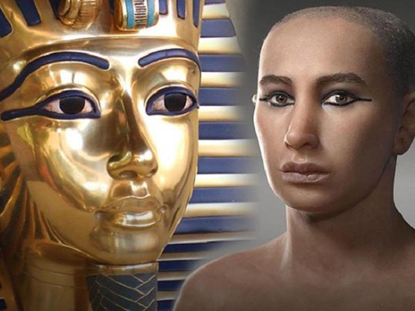 Misir fironu Tutanhamon qafqazlı imiş - Sensasion araşdırma - FOTO
