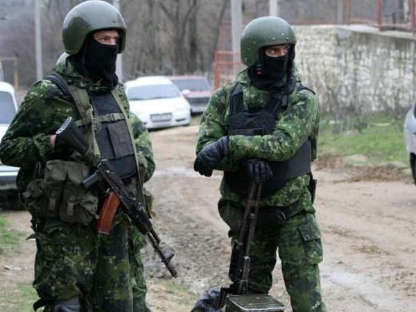 Rusiya Gürcüstanla sərhədə OMON yeritdi