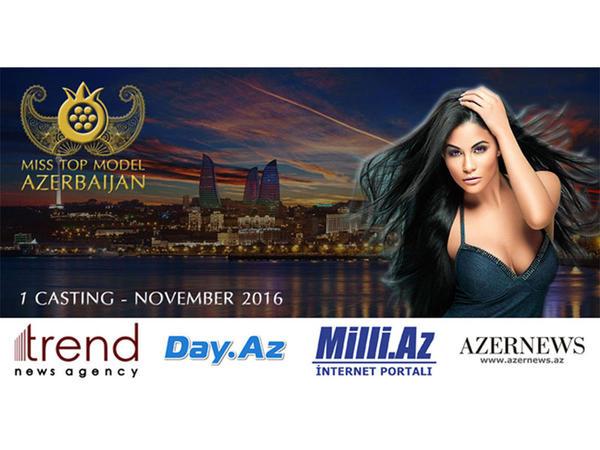 """""""Miss Top Model Azerbaijan"""": Ərizə qəbulu başladı! - FOTO"""