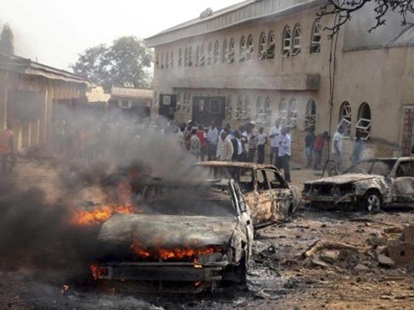 Kamerunda iki partlayış törədilib, ölən və yaralananlar var