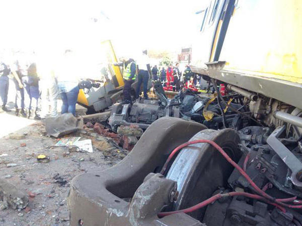 Qatarlar toqquşdu: yaralıların sayı 240-ı keçdi