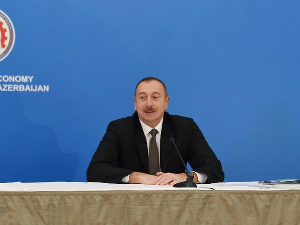 """Prezident İlham Əliyev: """"Xorvatiya ilə strateji tərəfdaşlığımız enerji sahəsini də əhatə edəcək"""""""