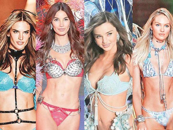 """Victoria's Secret""dən Paris sürprizi"