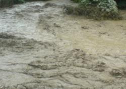 Cəlilabadda su bəndi dağıldı, Ələt-Astara magistral yolu bağlandı - YENİLƏNİB