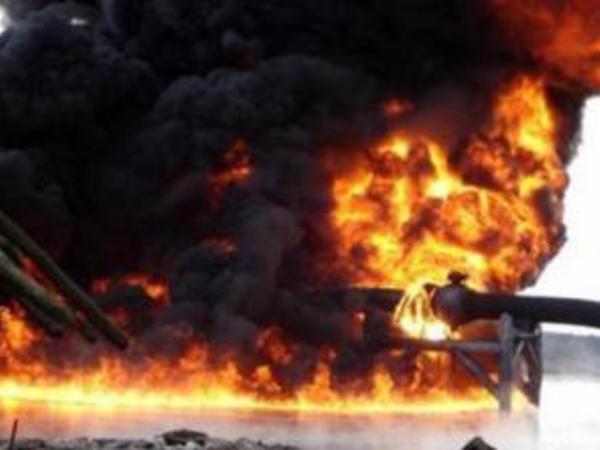 İran-Türkiyə qaz kəmərində partlayış olub