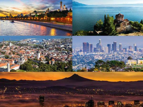 Səyahət etmək üçün ən yaxşı 10 şəhər - SİYAHI - FOTO