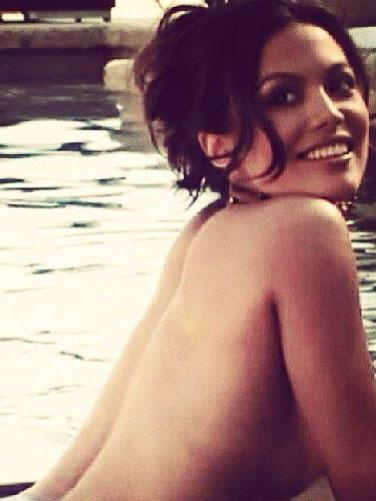 Meksikalı modelş Playboy-da - FOTO
