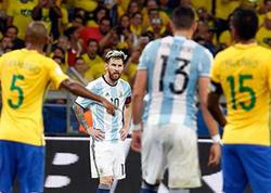Argentinadan biabırçılıq - VİDEO