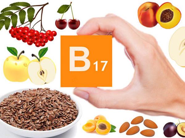 Xərçəngdən qoruyan B17 vitamini hansı qidalarda var?