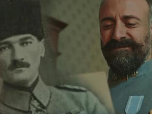 """""""Vatanım sensin""""ə Atatürk obrazı əlavə olunur"""