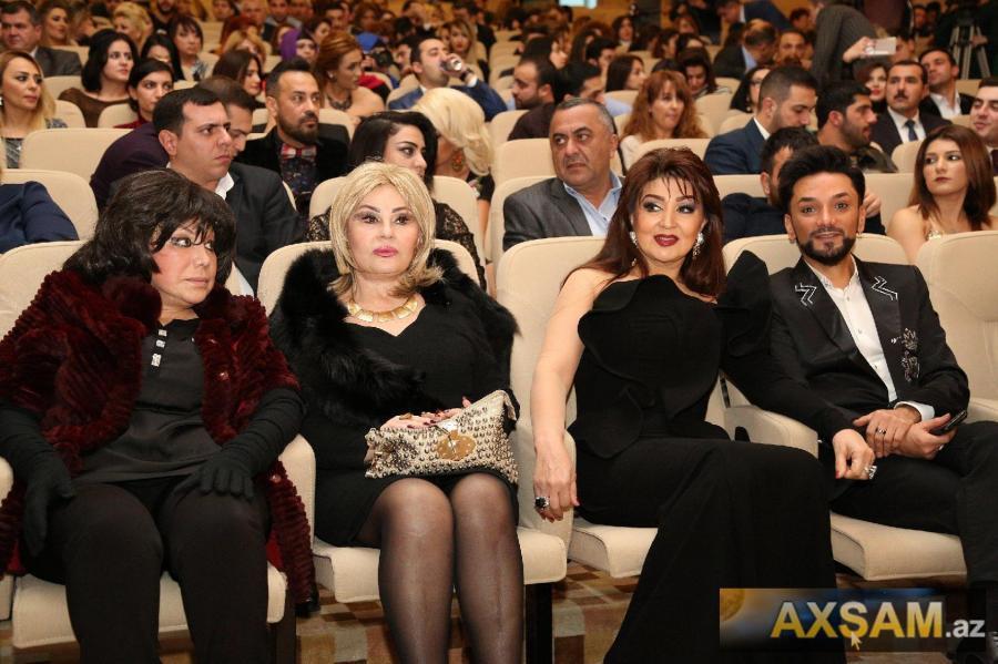 İllərdir küsülü olan xalq artistləri eyni məkanda - FOTO