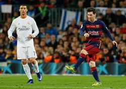 İlin ən yaxşı futbolçusu adına üç namizəd: Ronaldu, Qrizman və Messi