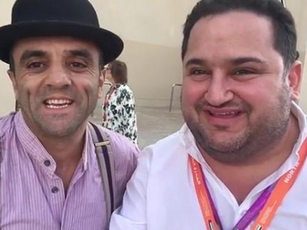 Murad Dadaşov Ginnesin Rekordlar kitabına düşən azərbaycanlı ilə - VİDEO