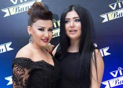 Fatimənin qızı ilə yeni FOTOsu