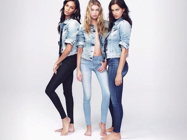 """Victoria's Secret"" modelləri cins reklamında - FOTO"