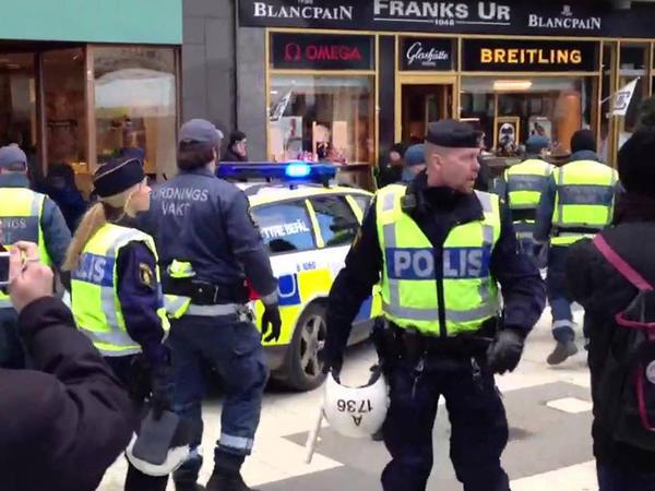 Stokholmda atışma: 2 ölü