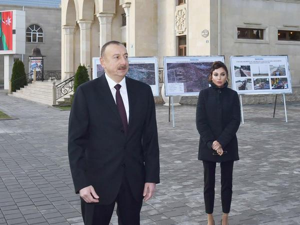 Prezident İlham Əliyev: Vaxt gələcək və biz azərbaycanlılar bütün tarixi torpaqlarımıza qayıdacağıq