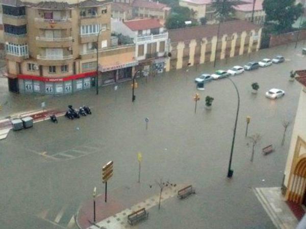 İspaniyada güclü yağış və daşqın baş verib, ölən var