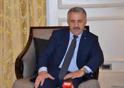 """Nazir: """"Məhkəmə çəkişmələri Bakı-Tbilisi-Qars layihəsinin icrasını 3 il gecikdirib"""""""