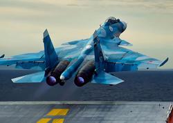 Rusiyanın daha bir qırıcısı suya düşdü - FOTO
