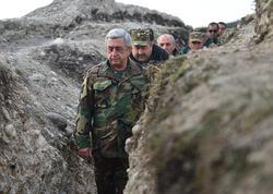"""""""Sarkisyan başqa ərazilərin itirilməsinə də etiraz etməyəcək"""""""