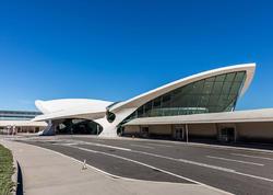 Qapalı terminal otel oldu - FOTO