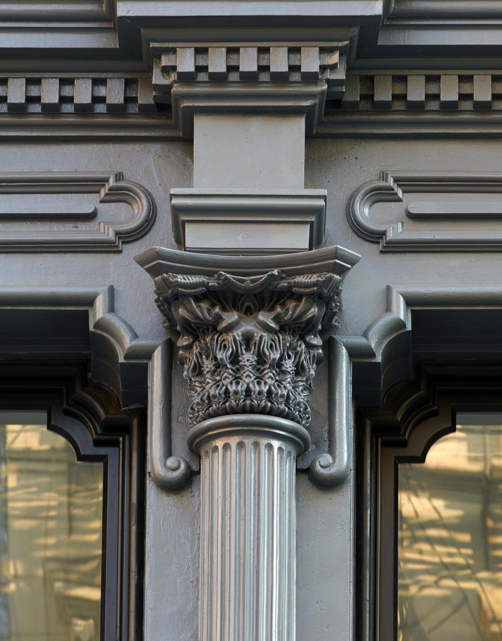 Tarixi binanın yeni obrazı - FOTO