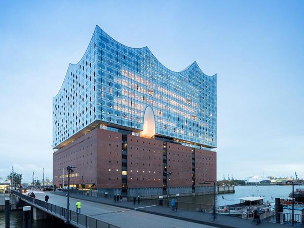 Hamburqda çoxfunksiyalı kompleks - FOTO