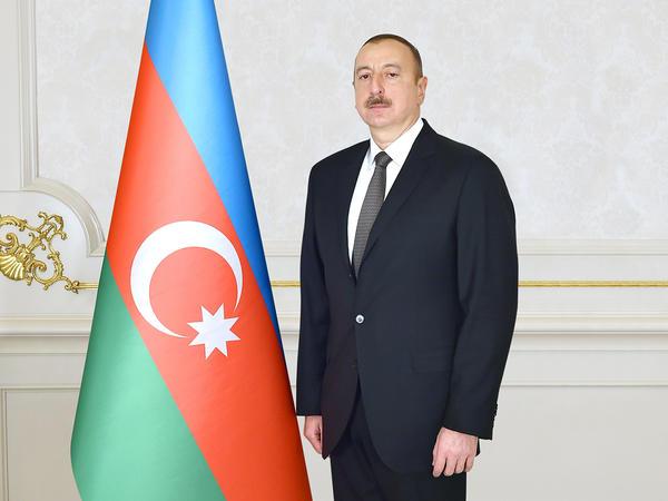 Azərbaycan prezidenti bir sıra dövlət başçılarını təbrik edib - YENİLƏNİB