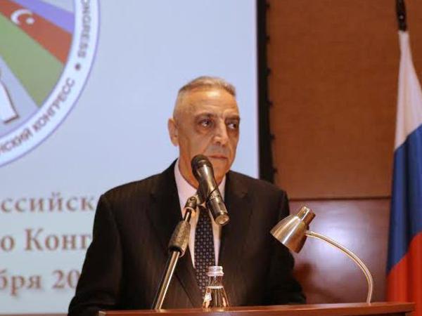 Ümumrusiya Azərbaycanlıları Konqresinin yeni prezidenti - Hədəfimiz Rusiyanın regionlarıdır