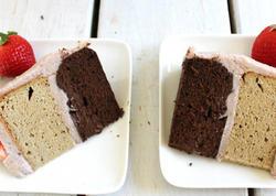 Şəkərsiz şokoladlı tort