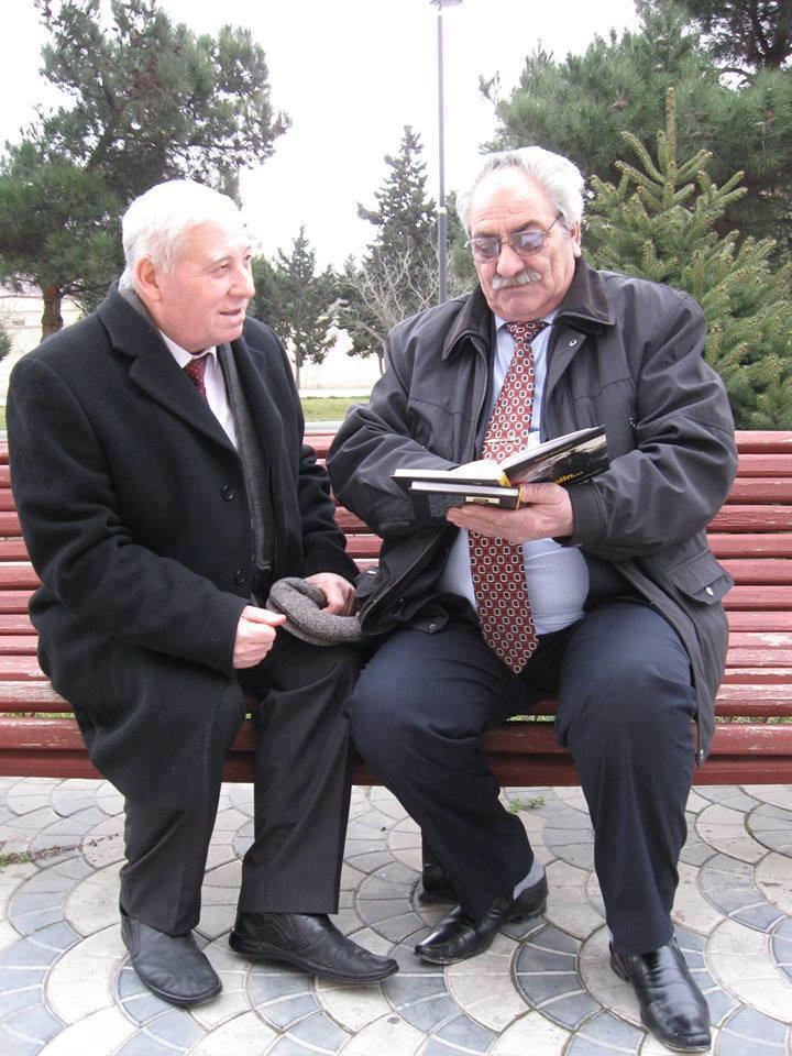 Tanınmış aktyor və şairimizi itirdik... - FOTO