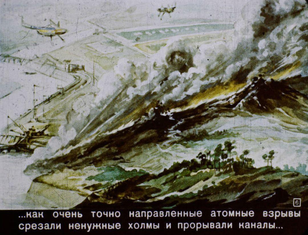 SSRİ-nin 1960-cı ildə çəkdiyi şok kadrlar: 2017-ci ildə nələrin olacağı xəbər verilib - FOTO