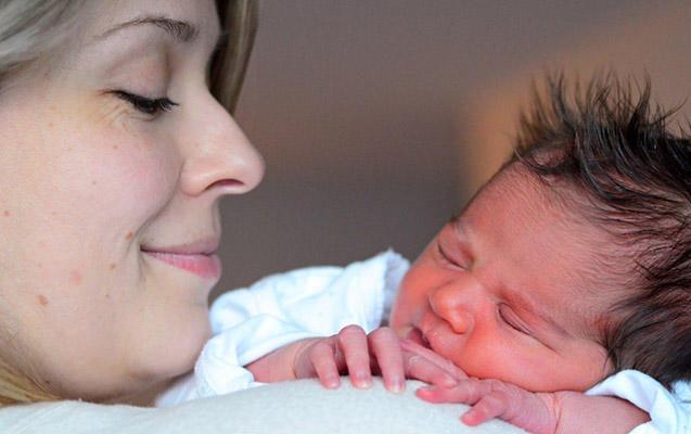 Kanadada 2017-ci ildə doğulan ilk uşaq azərbaycanlıdır - FOTO