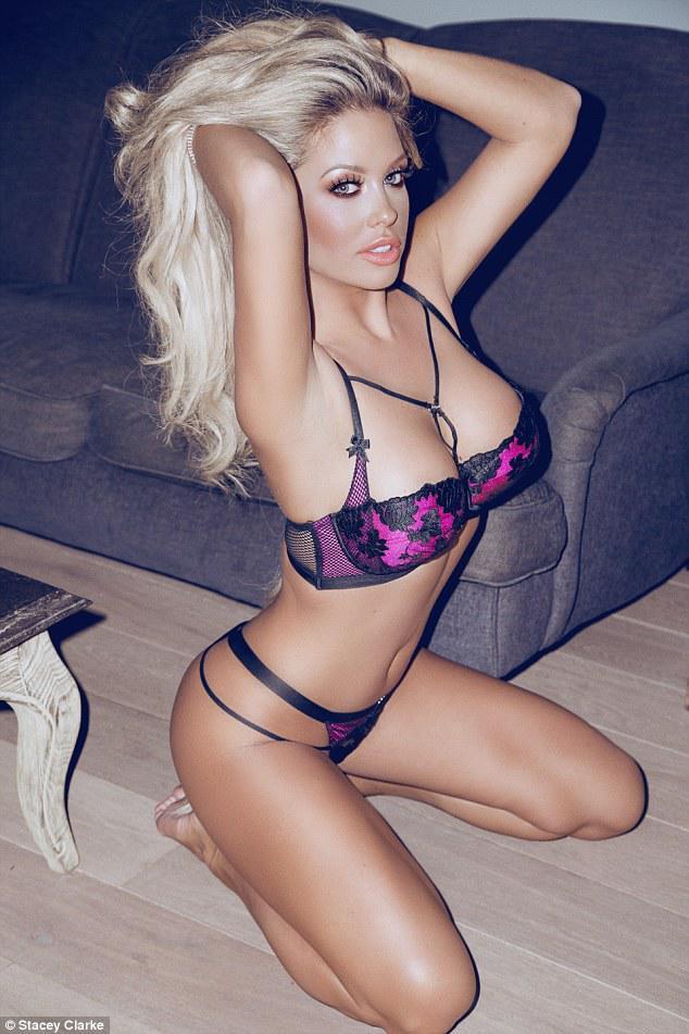 Realiti-şou ulduzu erotik sessiyada - FOTO