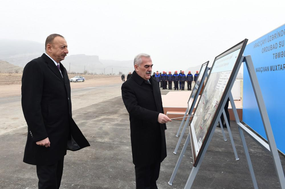 Prezident İlham Əliyevin Naxçıvan Muxtar Respublikasına səfəri - YENİLƏNİB - FOTO