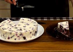 Kəsmikli tort-sufle