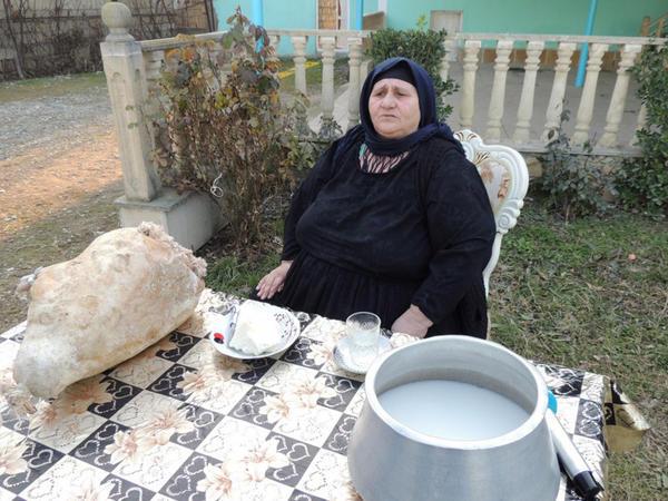 Qarabağın məşhur motal pendiri necə hazırlanır? - FOTO