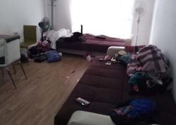 Terrorçunun evindən çıxdı - Polisləri çaşdıran türkcə yazılmış QEYD - VİDEO - FOTO
