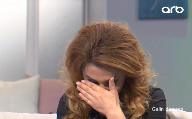 Elnarə efirdə ağladı: 'Bir ömür özümü bağışlaya bilməzdim' - VİDEO - FOTO