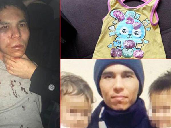 4 yaşlı oğlu ilə terrorçunun yanında olduğu deyilirdi, lakin... - FOTO