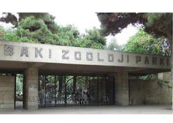 Bakı Zooparkına Çexiyadan hədiyyə