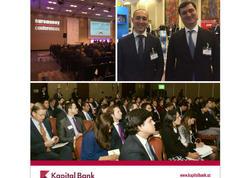Kapital Bank Euromoney - 2017 forumunda iştirak edir