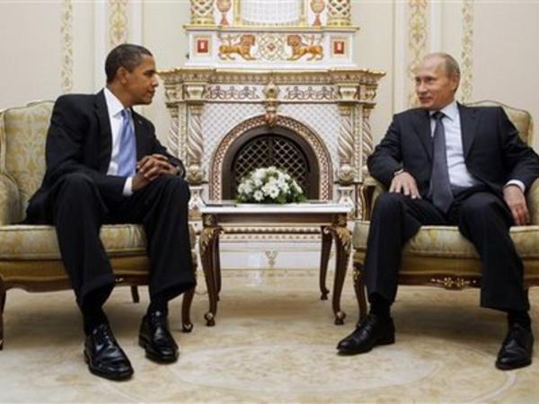 Ağ Ev: Obama Putini işgüzar adam hesab edir