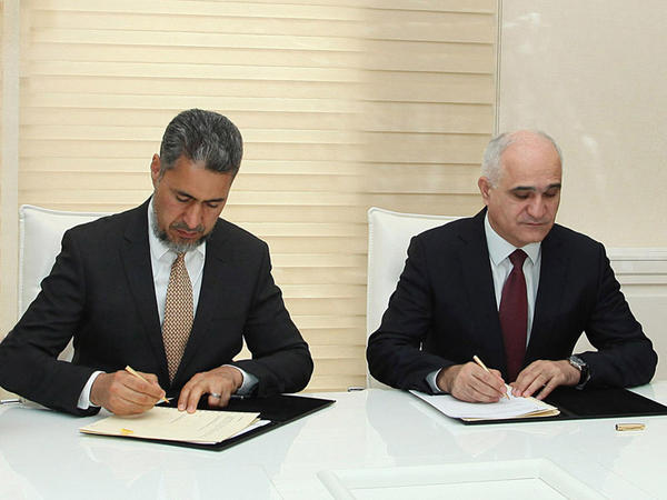 Azərbaycan və İslam İnkişaf Bankı arasında saziş imzalandı - FOTO