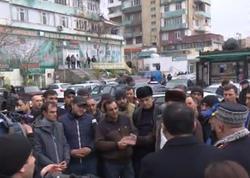 Taksilərə qarşı cəriməsiz reyd keçirildi - VİDEO - FOTO