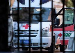 Çində yol qəzası: 3 ölü, 8 yaralı