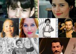 Türkiyəli məşhurları heç belə görmədiniz - FOTO
